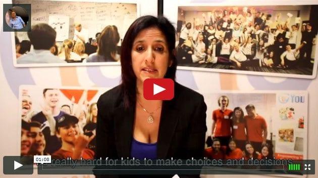 Parent testimonial- Sangeeta