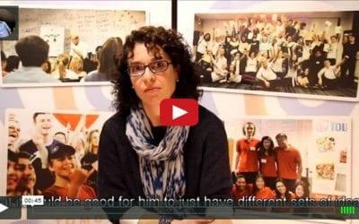 Parent testimonial – Maria