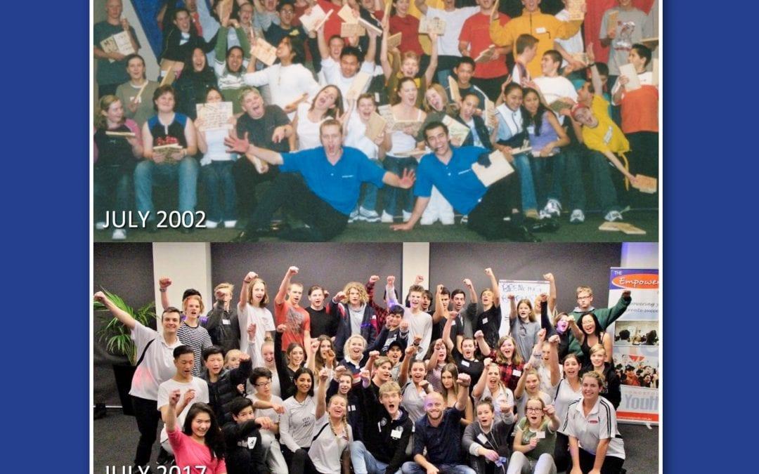 15 Year Anniversary of the Empower U Program
