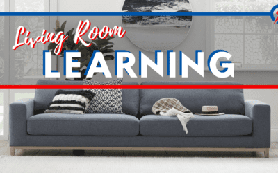 Living Room Learning… A Huge Success